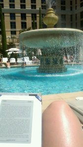 Pool and Kindle