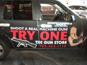 Gun Taxi