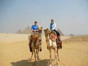 Yep, Egypt !