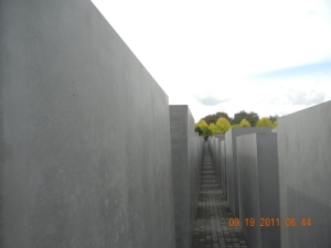Memorial for Murdered Jews of Europe