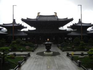 Chi Lin Monastery