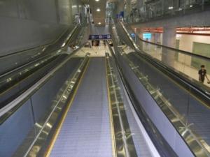 Escalator Ramps