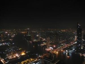 Bangkok from Sky Bar