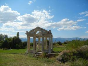 Gates of Aphrodite's Temple