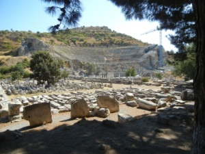Theatre at Efes